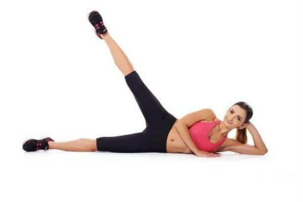 Bài tập giảm mỡ đùi hiệu quả với 5 phút mỗi ngày