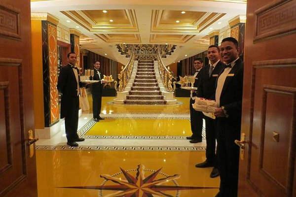 Yêu cầu làm khó khách sạn 5 sao của giới nhà giàu